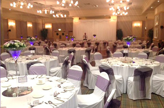 Marine Court Hotel Wedding DJ